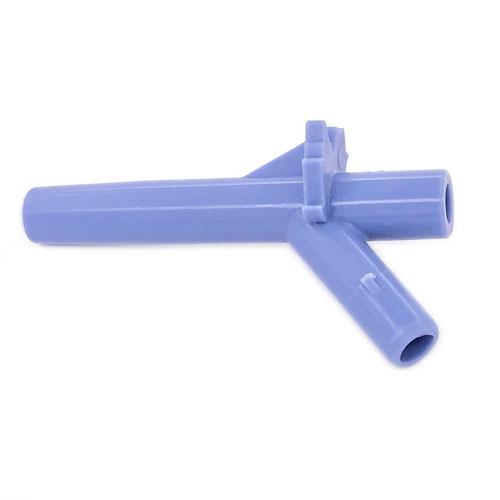 BLUE Y SPOUT 130°