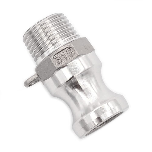 STAINLESS STEEL QUICK COUPLING PART F