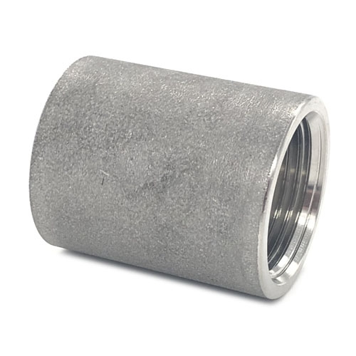 STAINLESS STEEL COUPLING FPT