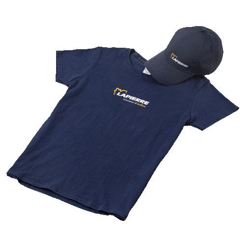 DUO CAP & T-SHIRT FOR WOMEN