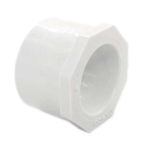 "PVC40 REDUCED BUSHING 1-1/2"" SLIP"