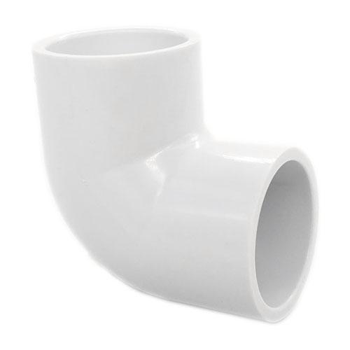 PVC40 ELBOW 90 DEGREES SLIP