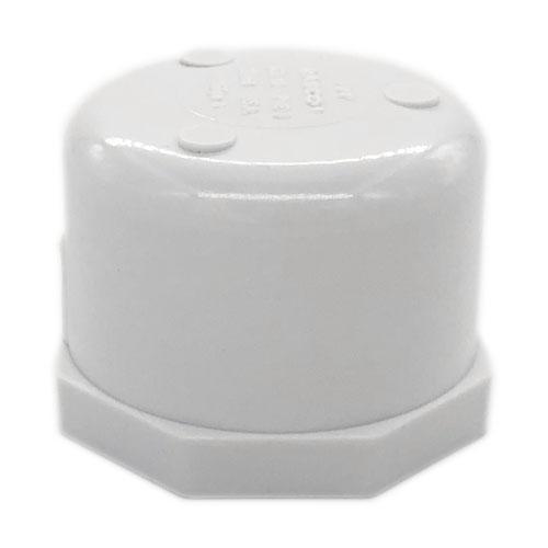 PVC40 CAP FPT