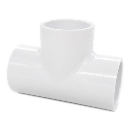 "PVC TEE 1-1/4"" SLIP"