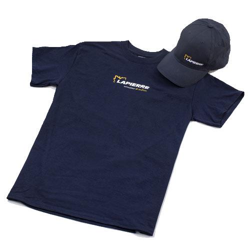 DUO CAP & T-SHIRT FOR MEN